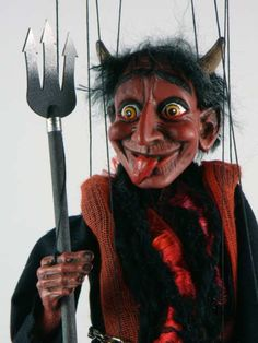 Puppet Mephistopheles?