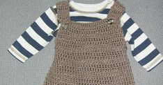 While browsing the internet for something to crochet my son I noticed there seems to be a major shortage of patterns for boys! Well a few da. Baby Dungarees Pattern, Babys, Crochet Projects, Free Pattern, Sons, Internet, Patterns, Babies, Block Prints