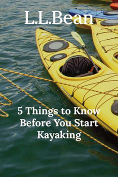 Kayak Tips Packing Lists Which one is essential for kayaking? Find the answer in our latest post Things to Know Before You Start Kayaking. Camping World, Camping Life, Family Camping, Camping Hacks, Camping Supplies, Camping Cooking, Camping Checklist, Camping Recipes, Camping Activities