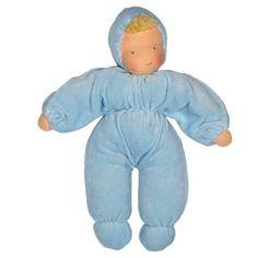 Cuddle Baby Waldorf Doll