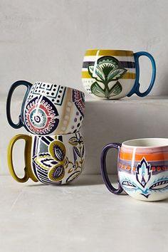 Orchid Pavilion Mug #anthrofave