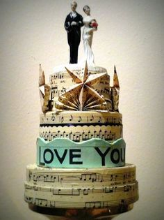 . so not what you think I just think this is a really cool cake