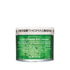 Peter Thomas Roth Cucumber Gel Mask 50 ounce -- You can find more details by visiting the image link. (Note:Amazon affiliate link)