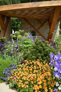 Royal Bank Of Canada Garden Chelsea Flower Show 2017 By