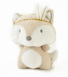 Levtex Baby Little Feather Fox Plush