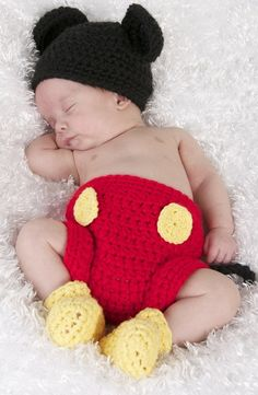 I need.another.baby. so someone can make me this... or a mini mouse one cause my next one would be a girl!