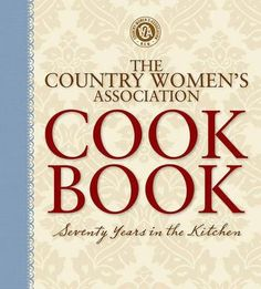 Booktopia has Country Women's Association Cookbook, Country Women's Association Series : Book 1 by Country Womens Association . Buy a discounted Spiral Ringed Book of Country Women's Association Cookbook online from Australia's leading online bookstore. Cooking Pork Tenderloin, Australian Icons, How To Cook Meatloaf, Frequent Flyer Program, Aussie Food, Online Cookbook, Country Women, Cooking Classes, Mother Gifts