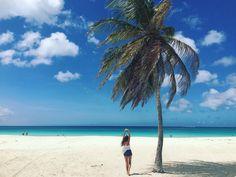 Beautiful Auba! #Aruba #Beach #Girl