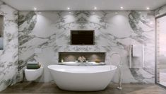 101 photos de salle de bains moderne qui vous inspireront | walls - Carrelage Mural Salle De Bain Moderne
