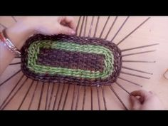 How to Make Fruit Basket from Newspaper - YouTube