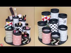 New Nursery Organization Diy Projects 52 Ideas Diy Crafts Hacks, Diy Crafts For Gifts, Diy Home Crafts, Diy Arts And Crafts, Creative Crafts, Diy Craft Projects, Best From Waste Ideas, Art N Craft, Cardboard Crafts