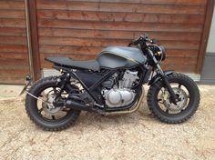 Honda cb500 by Entrophy Motorbike & Michele Morozzi