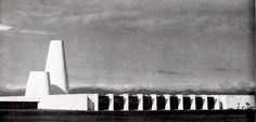 Automex Factory, Mexico, Ricardo Legorreta, 1964