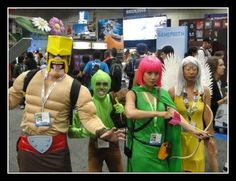 clash of clans goblin costume - Google Search