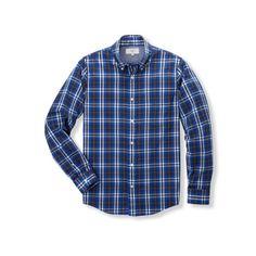 Jack Spade Danver Plaid Shirt