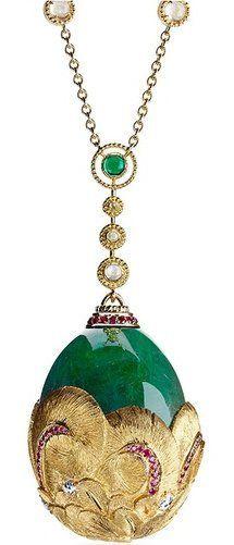 Ciondolo di Fabergé.
