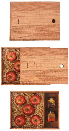 CLASSIC gift wood package - WORKS SERVICES