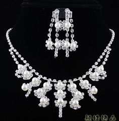 Cheap Jewelry Sets, Buy Directly from China Suppliers: April clearance: Big Promotion in our store,welcome rush to purchase! Cheap Jewelry, Jewelry Sets, Wedding Dress Accessories, Wedding Dresses, Pearl Necklace, Pendant Necklace, African Beads, Earring Set, Promotion