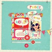 A Project by neeceebee from our Scrapbooking Gallery originally submitted 02/21/13 at 08:15 AM