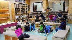 escola martinet - Buscar con Google Reggio Documentation, Forest School, Classroom Environment, Learning Environments, Early Childhood, Indoor, Education, World, Google