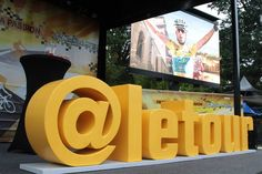 Le Tour de France in the Pyrenees region