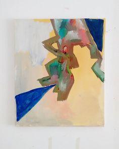 WEBSTA @ michapatiniott - #michapatiniott #painting #contemporaryart 50 x 60 cm oil on canvas 2016