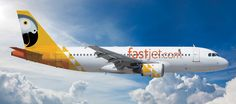 SomeOne has branded African budget airline FastJet, using an identity based around an African Grey Parrot. Frankfurt, Porter Airlines, Sports Signs, African Grey Parrot, International Flights, Airline Tickets, Business Travel, Tanzania, Kenya