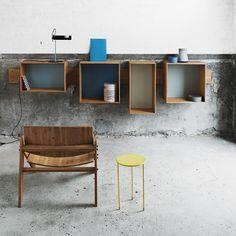 MØBLA | SJ BOOKCSASE Multicolour von We Do Wood, Designer-Möbel im Online-Shop