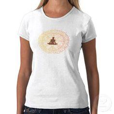 Meditation/Yoga tshirt