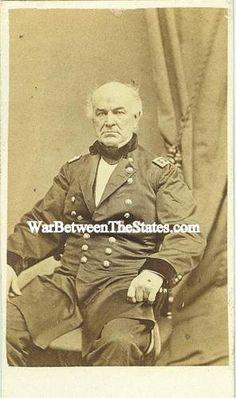 CDV General Ethan Allen Hitchcock