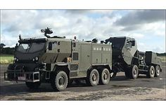 SUPACAT Launches HMT Light Weight Recovery Vehicle - Combat & Survival