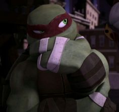 Is it just me or is Raph just getting cuter?? :3 <3