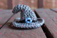 Witch or scarecrow hat free pattern ~k8~