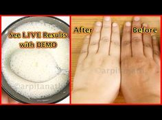 15 Minutes Skin Whitening Foaming Facial Bleach || Get Fairer & Tighter Skin || 100% Natural - YouTube
