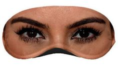 New Sexy Eye Kim Kardashian Celebrity Eye Printed Sleeping Mask / Eye Mask Rare Maldives Vacation, Maldives Resort, Vacation Fashion, Vacation Style, Sleep Mask, Kim Kardashian, Heaven, Celebrity, Ocean