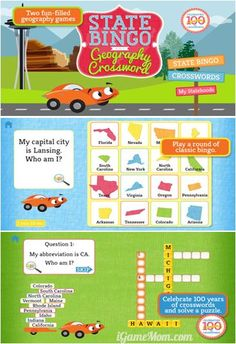 Fun Geography games for kids #kidsapps #GeographyApps
