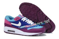 Womens #Nike #Air #Max 1 Moonlight Purple Wine Shoes     #Purple  #Womens #Sneakers