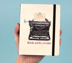 agenda maquina escribir