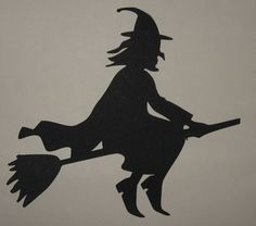halloween witch pictures | Click on thumbnail image of the cutting file you are interested in to ...