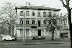 Café Petit, Leipzig, Reudnitz, 80er Jahre