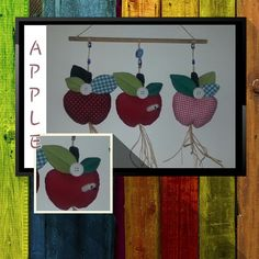 apples wall accessory