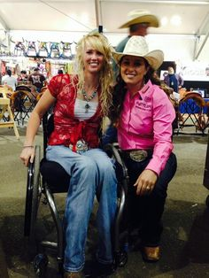 A Life Changing Accident Couldn T Keep Cowgirl Amberley