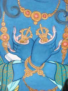 paddychakra: Vajradara by emptyness0 on Flickr.