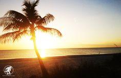 Fort Myers Beach Sunset.