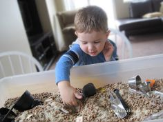 Some Kind of Delicious: Toddler Discovery Box