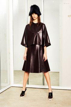 Fall 2014 Ready-to-Wear - Derek Lam 10 Crosby skirt shape