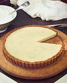 Key Lime Pie - Martha Stewart Food (Maybe it was THIS Martha recipe that was the best ever. Really.)