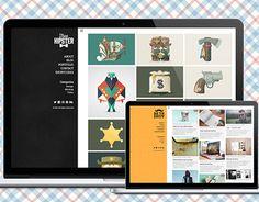 """Check out new work on my @Behance portfolio: """"Vanz- Portfolio WordPress Theme"""" http://on.be.net/1PjQAXU"""