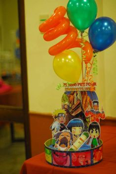 Naruto / Cosplay Theme Birthday Party Ideas   Photo 1 of 70   Catch My Party