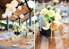 Exquisite, Drenched-in-Yellow Real Wedding by Page Bertelsen Photography - Project Wedding Blog